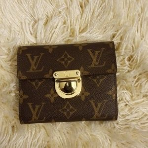 Louis Vuitton (wallet)